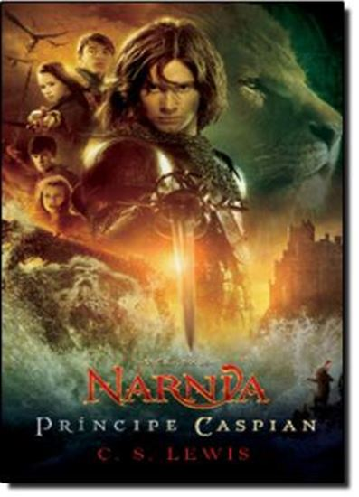 Picture of CRONICAS DE NARNIA, AS - PRINCIPE CASPIAN - 4ª ED