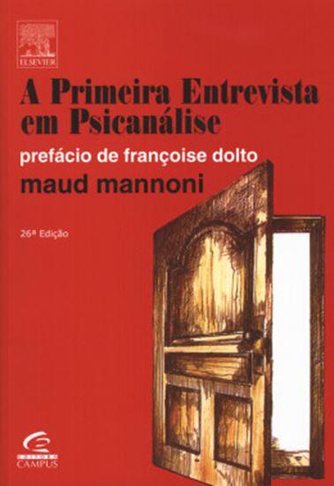 Picture of PRIMEIRA ENTREVISTA EM PSICANALISE 26º EDICAO