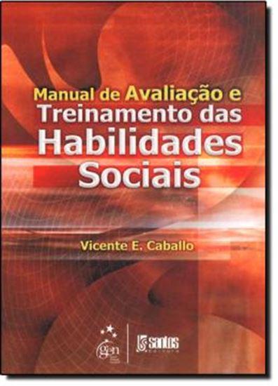 Picture of MANUAL DE AVALIACAO E TREINAMENTO DAS HABILIDADES SOCIAIS