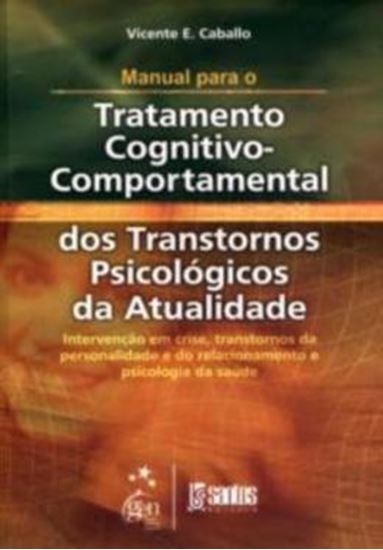 Picture of MAN. PARA O TRAT. COGNITIVO COMPORTAMENTAL   VOL. II