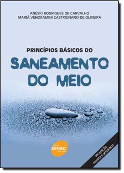 Picture of PRINCIPIOS BASICOS DO SANEAMENTO DO MEIO  10ª EDICAO