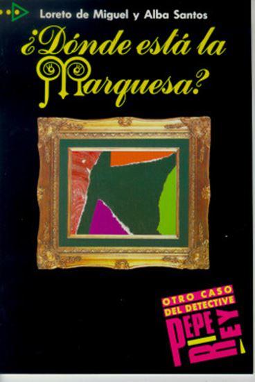 Picture of DONDE ESTA LA MARQUESA? (NIVEL 2)