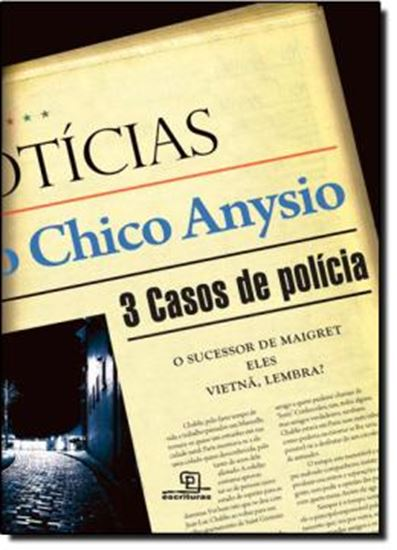 Picture of 3 CASOS DE POLICIA