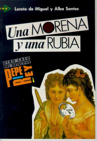 Picture of UNA MORENA Y UNA RUBIA - NIVEL 3