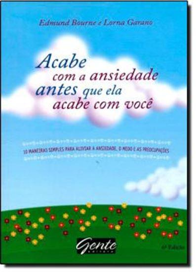 Picture of ACABE COM A ANSIEDADE ANTES QUE ELA ACABE COM VOCE