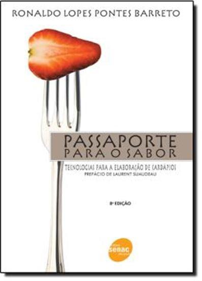 Picture of PASSAPORTE PARA O SABOR - 8ª EDICAO