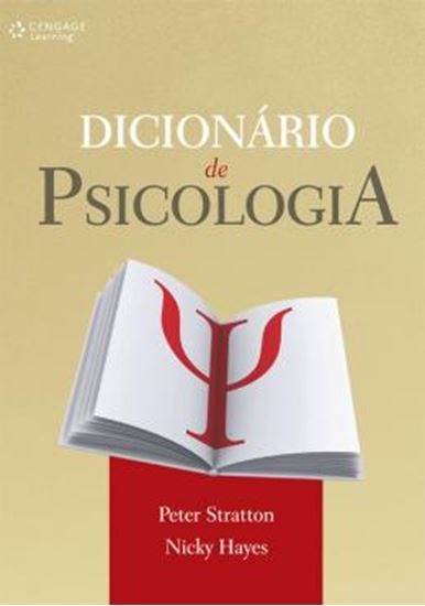 Picture of DICIONARIO DE PSICOLOGIA