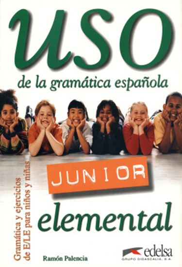 Picture of USO DE LA GRAMATICA ESPANOLA JUNIOR - ELEMENTAL