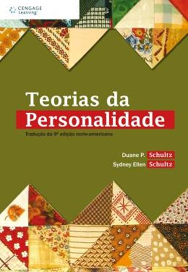 Picture of TEORIAS DA PERSONALIDADE - TRADUCAO DA 9ª EDICAO NORTE-AMERICANA