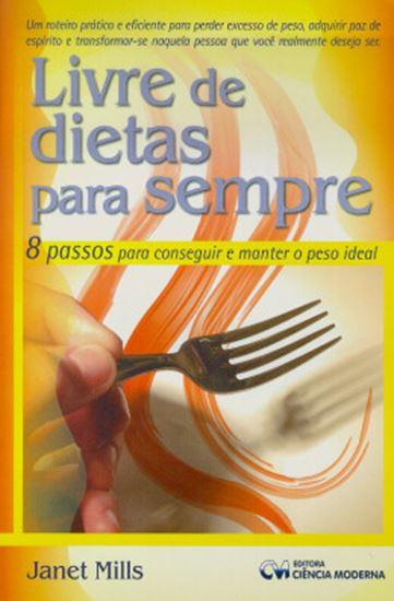 Picture of LIVRE DE DIETAS PARA SEMPRE-8 PASSOS