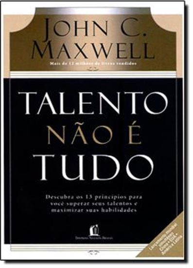 Picture of TALENTO NAO E TUDO