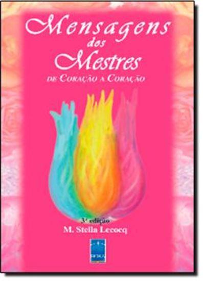 Picture of MENSAGENS DOS MESTRES - DE CORACAO A CORACAO