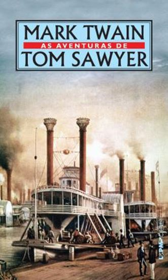 Picture of AS AVENTURAS DE TOM SAWYER - POCKET