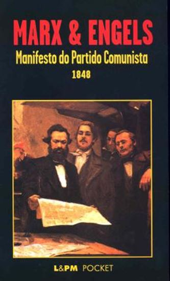Picture of MANIFESTO DO PARTIDO COMUNISTA - POCKET