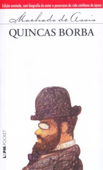Picture of QUINCAS BORBA - POCKET