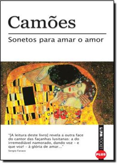 Picture of SONETOS PARA AMAR O AMOR - POCKET BOOK