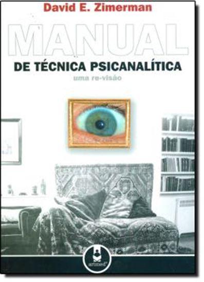 Picture of MANUAL DE TECNICA PSICANALITICA