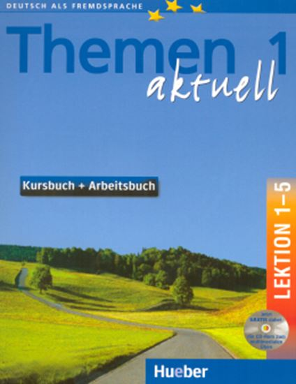 Picture of THEMEN AKTUELL 1 KB + AB LEKT 1-5 + AUDIO CD UND CD ROM