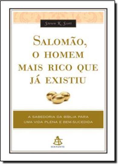 Picture of SALOMAO, O HOMEM MAIS RICO QUE JA EXISTIU