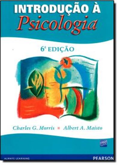 Picture of INTODUCAO A PSICOLOGIA 6º EDICAO