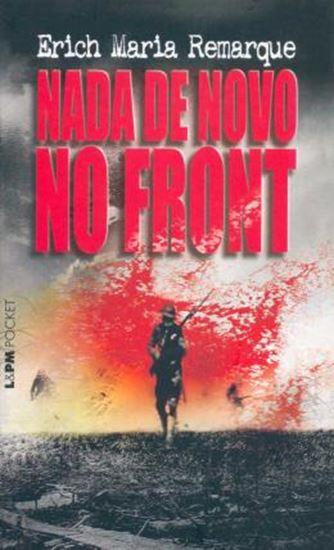 Picture of NADA DE NOVO NO FRONT - POCKET