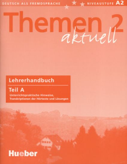 Picture of THEMEN AKTUELL 2A LEHRERHANDBUCH (PROF.)