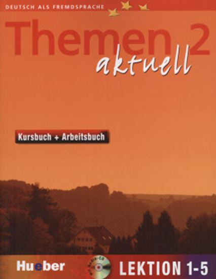 Picture of THEMEN AKTUELL 2 (LEKTION 1-5) KURSBUCH + ARBEITSBUCH + CD (TEXTO/EXERCICIO)
