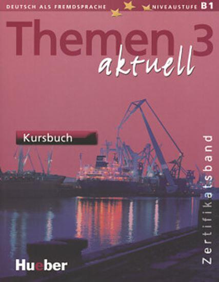 Picture of THEMEN AKTUELL 3 KURSBUCH + ARBEITSBUCH + CD (TEXTO/EXERCICIO)