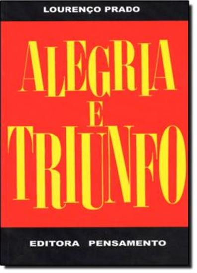 Picture of ALEGRIA E TRIUNFO
