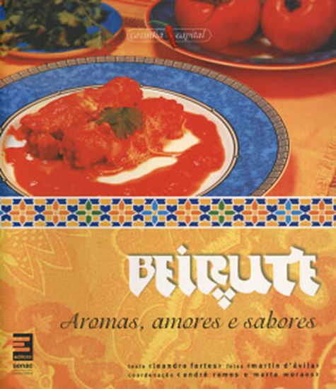 Picture of BEIRUTE - AROMAS, AMORES E SABORES