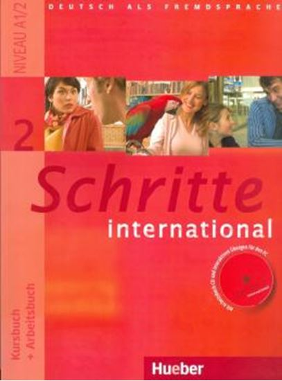 Picture of SCHRITTE INTERNATIONAL 2 KB + AB + AUDIO CD AB
