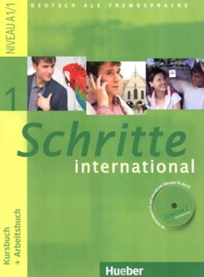 Picture of SCHRITTE INTERNATIONAL 1 KB + AB + AUDIO CD AB