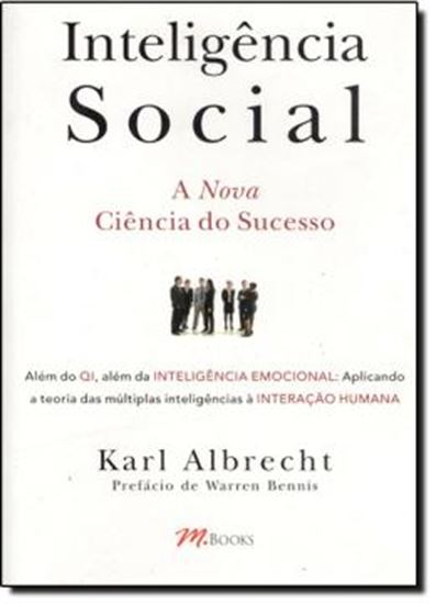 Picture of INTELIGENCIA SOCIAL - A NOVA CIENCIA DO SUCESSO