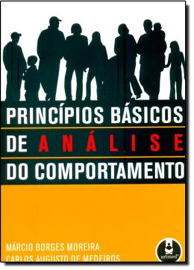 Picture of PRINCIPIOS BASICOS DE ANALISE DO COMPORTAMENTO