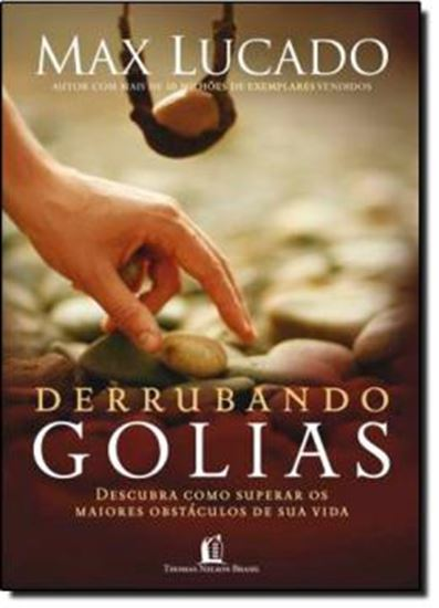 Picture of DERRUBANDO GOLIAS - DESCUBRA COMO SUPERAR OS MAIORES OBSTACULOS DE SUA VIDA