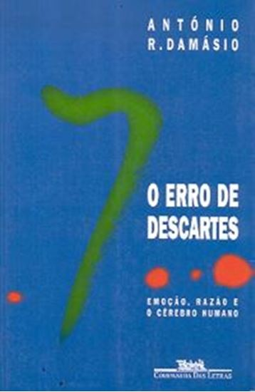 Picture of ERRO DE DESCARTES, O