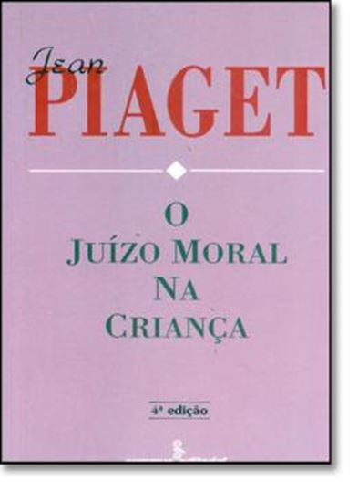Picture of JUIZO MORAL NA CRIANCA, O