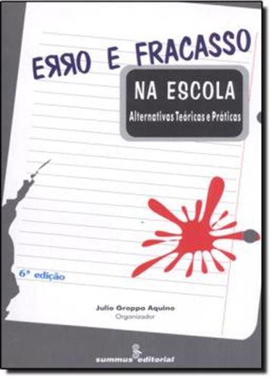 Picture of ERRO E FRACASSO NA ESCOLA