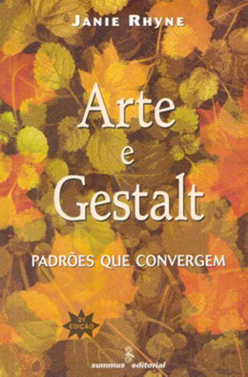 Picture of ARTE E GESTALT - PADROES QUE CONVERGEM