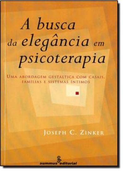 Picture of A BUSCA DA ELEGANCIA EM PSICOTERAPIA