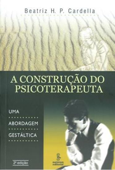 Picture of A CONSTRUCAO DO PSICOTERAPEUTA