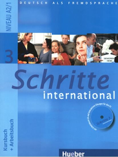 Picture of SCHRITTE INTERNATIONAL 3 KB + AB + AUDIO CD AB