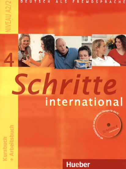 Picture of SCHRITTE INTERNATIONAL 4 KB + AB + AUDIO CD AB