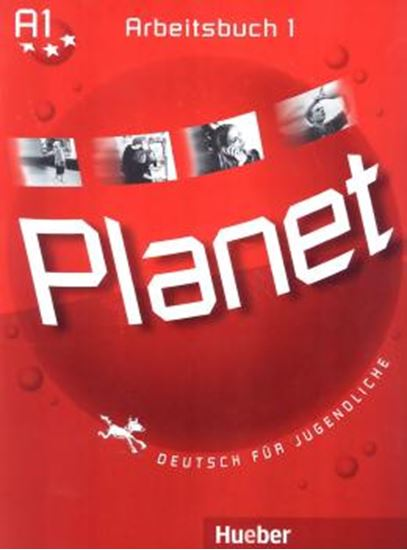 Picture of PLANET 1 ARBEITSBUCH (EXERCICIO)