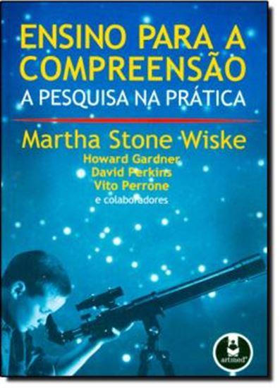 Picture of ENSINO PARA A COMPREENSAO - A PESQUISA NA PRATICA