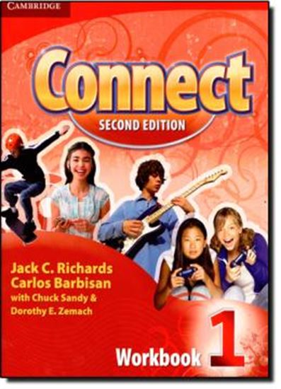 Picture of CONNECT 1 WORKBOOK INTERNATIONAL - SECOND EDITION