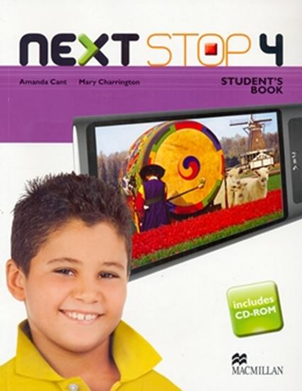 Picture of NEXT STOP 4 - STUDENTS PACK (SB + CD-ROM + WB)
