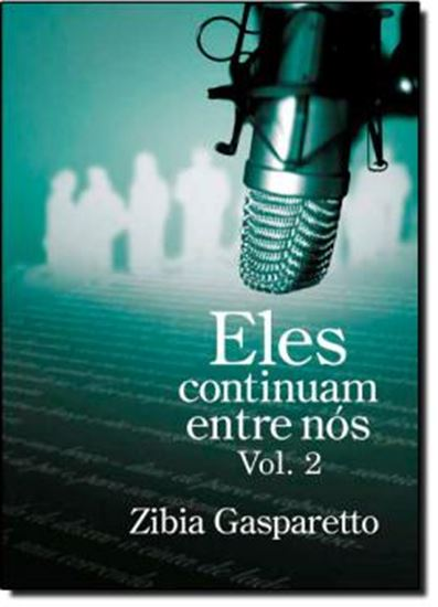 Picture of ELES CONTINUAM ENTRE NOS - VOLUME 2