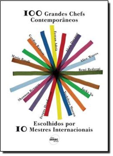 Picture of 100 GRANDES CHEFS  CONTEMPORANEOS ESCOLHIDOS POR 10 MESTRES INTERNACIONAIS