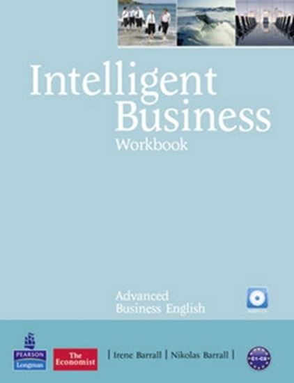 Picture of INTELLIGENT BUSINESS ADVANCED WORKBOOK AUDIO CD PACK